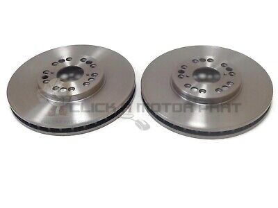 FRONT 2 VENTED BRAKE DISCS BRAND NEW SET FOR LEXUS IS300 3.0 IS200 2.0 1999-2006