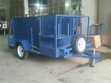 HEAVY DUTY PREMIUM mowing trailer – BEST QUALITY 9x6 – In stock Warner Pine Rivers Area Preview