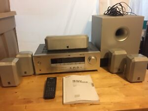 YAMAHA HTR-5830 5.1-Channel Digital Home Theater Receiver