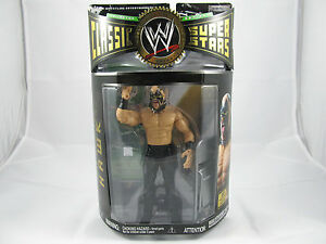 WWE-WWF-Road-Warrior-Hawk-Classic-SuperStars-Jakks-Figure-Series-9-New-VHTF