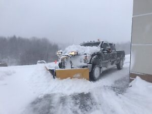 Commercial and Residential Snow Plowing and Removal