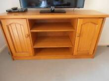 Solid Pine TV Entertainment Unit Greenbank Logan Area Preview