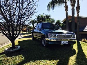 1997 Toyota Hilux 2.7L Holder Weston Creek Preview