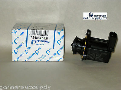 Audi - Volkswagen Turbocharger Bypass Valve - PIERBURG - 7.01830.13.0 - NEW OEM
