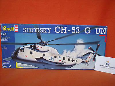 Revell ® 4498 Sikorsky CH-53 G UN 1:48