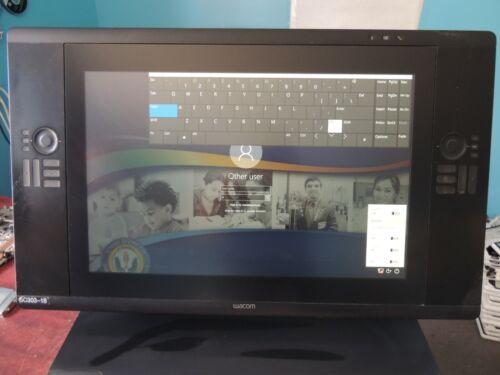 Wacom Cintiq 24HD DTK-2400/K LCD Interactive Display