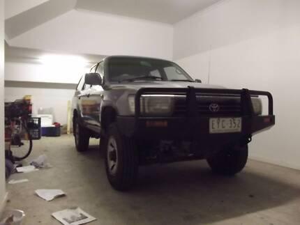 1993 Toyota 4 Runner Wagon 2.8 Diesel Long Rego Coburg Moreland Area Preview