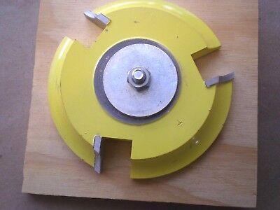 Freeborn Tool Pt-25-006 Tantung-tip Corner Rounding Shaper Cutter 1-14 Bore
