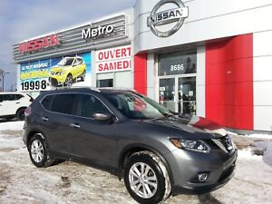 2014 Nissan Rogue SV AWD 4X4 TOIT OUVRANT