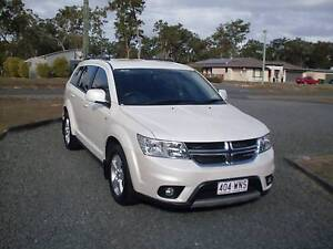 2012 Dodge Journey SUV (not the same as the predessessor 2.7 ) Maryborough Fraser Coast Preview