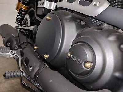 Rear Contour Rotor EBC MD2130C For 14-18 Yamaha SCR950 XVS950 Bolt