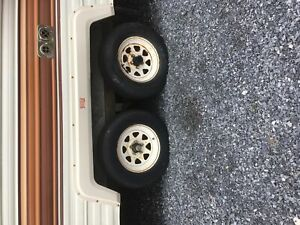 Looking for camper tires