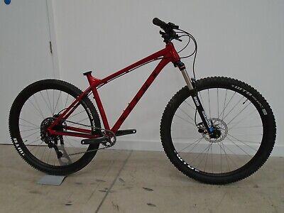 Vitus Nucleus 29 VRS Mountain Bike (2021) - LARGE - RED