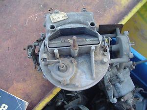 motorcraft barrel carburetor ford parts rb d3af 2040 carburetors location