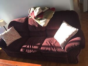 Reclining chair and couch