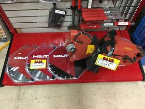 Hilti Concrete Saw