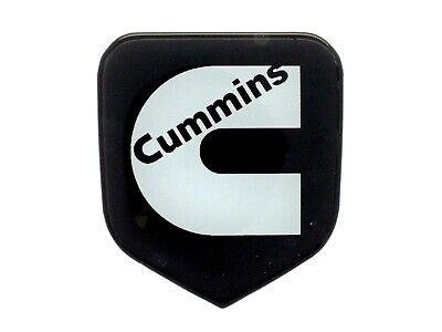 GRILLE EMBLEM fits DODGE RAM Cummins 1994-2002  Black/White
