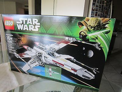 Lego Star Wars Red Five X Wing Starfighter 10240 UCS BRAND NEW PCS 1,559