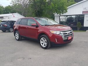 2013 Ford Edge SEL AWD CERTIFIED!WARRANTY!FINANCING!