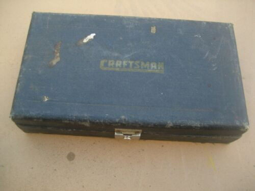 vintage craftsman  dremel rotary tool