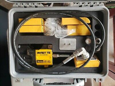 Parker Phastite Phastool 1 Pipe Connection Bender Crimper Flare