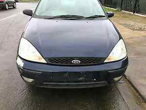 Wrecking 2004 Ford focus ALL PARTS AVAILABLE Moonah Glenorchy Area Preview
