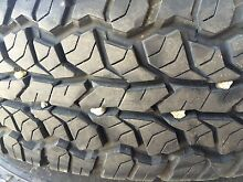 16in 4wd rims and tyres Pearcedale Casey Area Preview