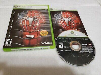 Spider-Man 3 - Xbox 360 COMPLETE