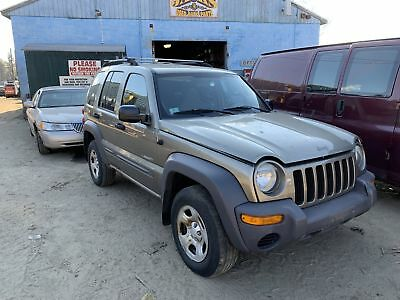 Used Jeep Liberty Hoods For Sale