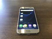 Samsung Galaxy S7 32gb Gold near new condition  Runcorn Brisbane South West Preview