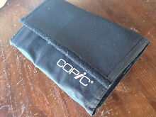 Copic marker case with 14 Copic markers Connells Point Kogarah Area Preview
