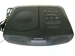 Sony CD Alarm Clock Radio ICF-CD820
