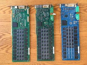 Pro Tools Pre-Intel Accel and Process Cards