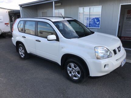 Nissan x trail auto 2008 Prospect Vale Meander Valley Preview