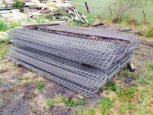 Galvanised Welded Wire Fence - Australian Made Heavy Duty Plumpton Blacktown Area Preview