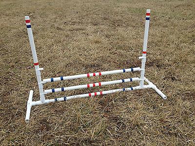Bunny Hopping Hurdle Or Small Dog Agility Equipment Jump