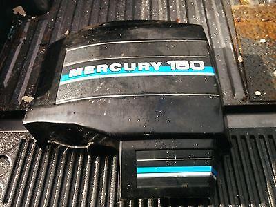 TOP COWL   7619A 1 7620A22  motor cover   mercury 150 hp power trim v6