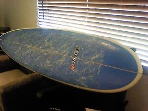 mini mal 7ft great condition. as new.no dings. thruster box fins Empire Bay Gosford Area Preview