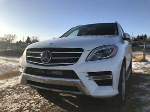2014 Mercedes-Benz ML 350 Bluetec Diesel