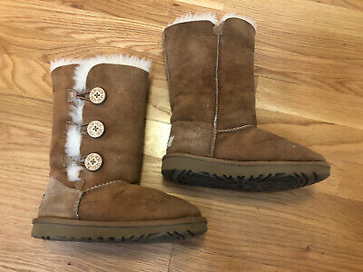Ugg, Girls Size 13, Brown Uggs