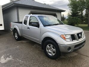 2008 Nissan Frontier King Cab 4x4