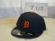 New Era Fitted Hat 7 1/2
