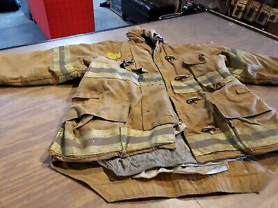 Firefighter Turnout Jacket Coat Length 5235 Morning Pride Military