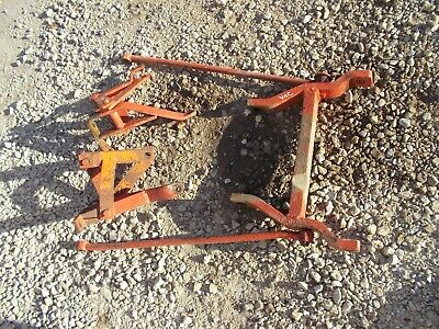 Case Vac Tractor Cultivator Plow Implement Hitch Lift Parts
