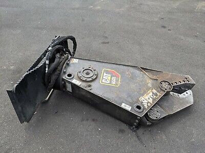 2020 Cat S305 Mobile Scrap Metal Demo Shear For Skid Loader Mini Excavator