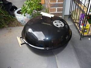 WEBER Dome Kettle BBQ Large New Reservoir Darebin Area Preview