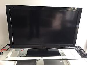 "Sharp 42"" LCD TV - 2 HDMI, 1080p"