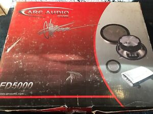 Arc Audio Component Set New