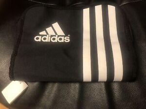 New Adidas black pouch