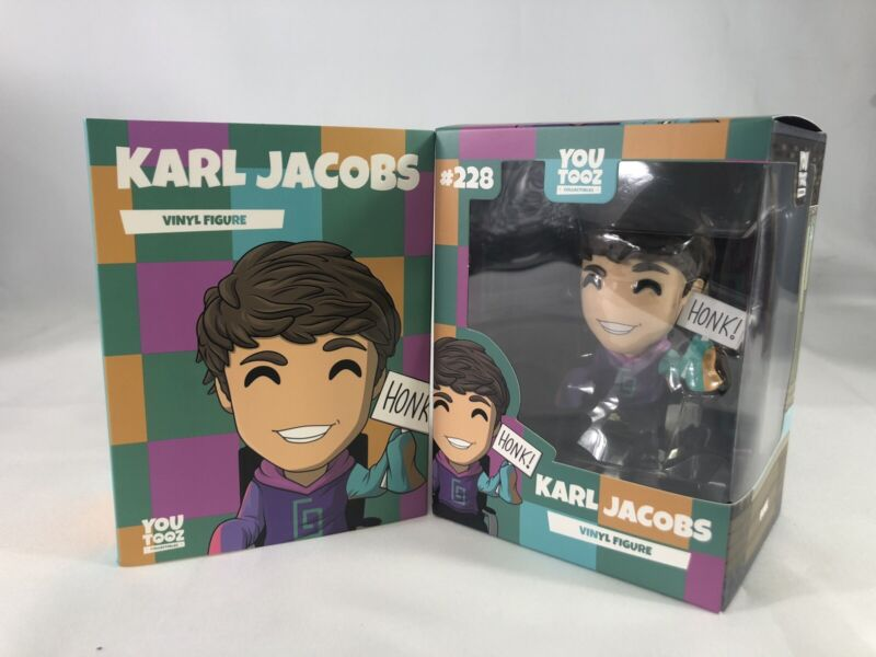 Karl Jacobs Youtooz [SOLD OUT]
